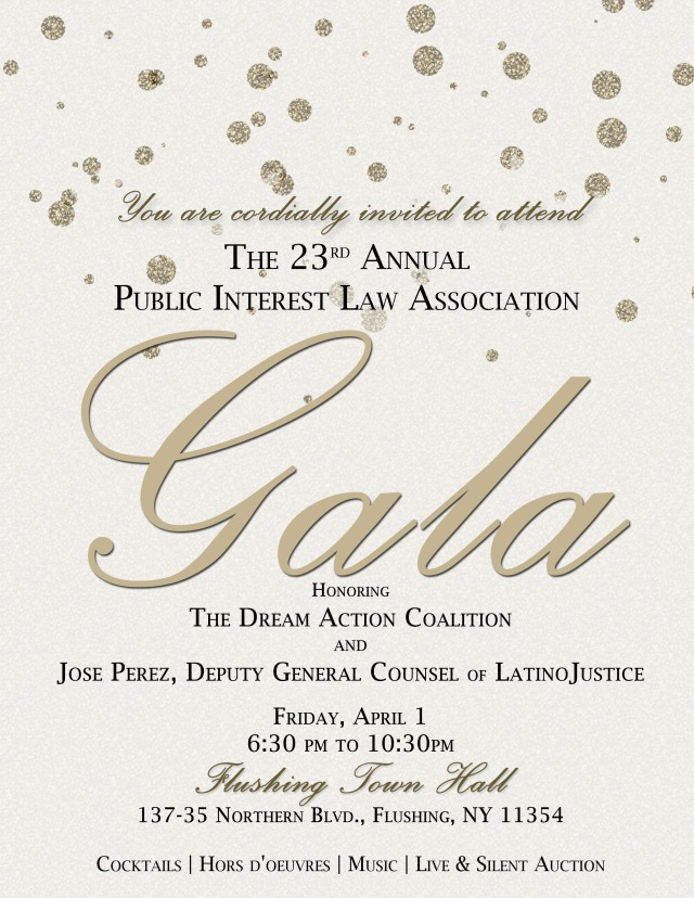FINAL GALA invite